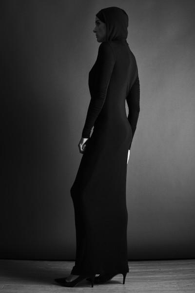 THE BLIXEN DRESS