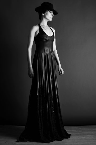 THE NEVELSON GOWN